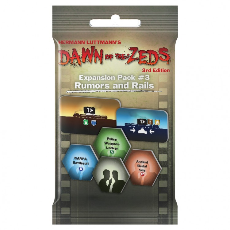 Dawn of the Zeds Expansion Pack #3