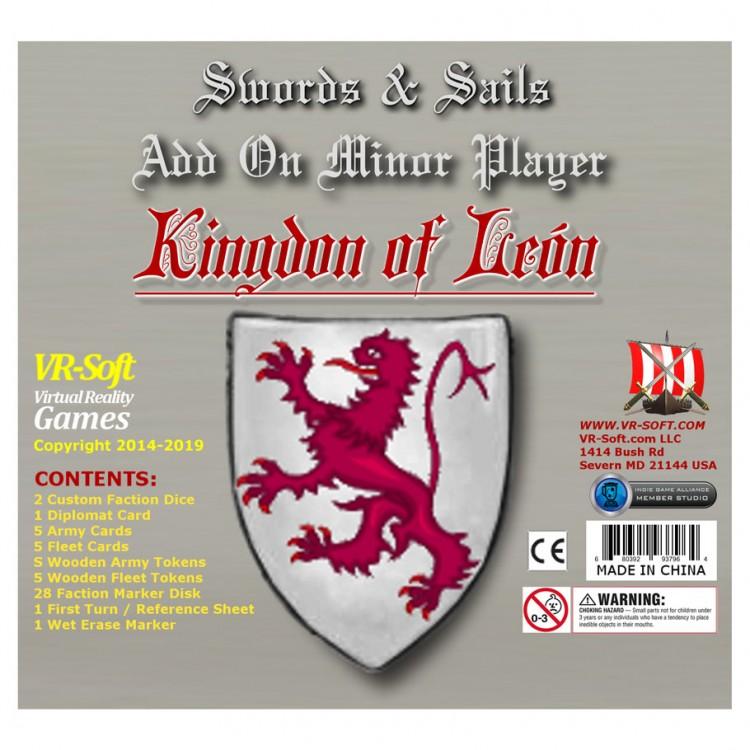 Swords & Sails: Leon Player Exp