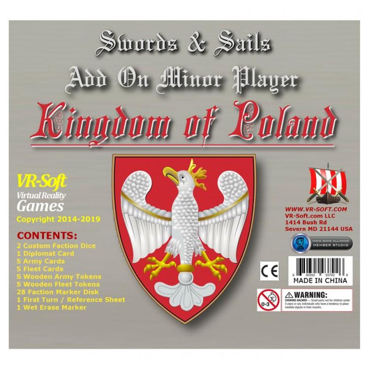 Swords & Sails: Poland Player Exp