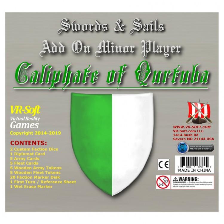 Swords & Sails: Qurtuba Player Exp