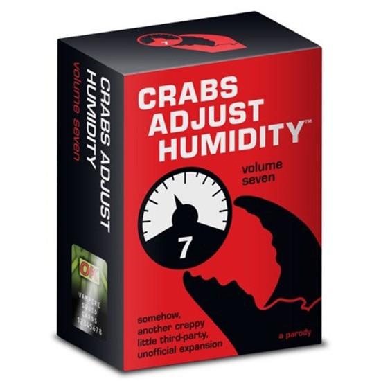 Crabs Adjust Humidity Volume Seven