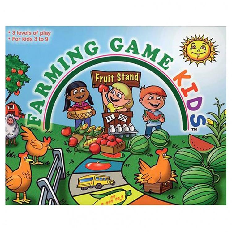 Farming Game Kids