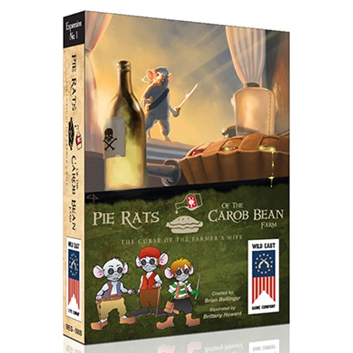 Pie Rats: Curse of the Farmer's Wife