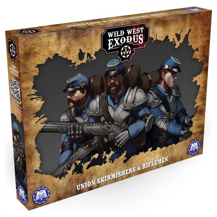 WWX: Union: Skirmishers & Riflemen