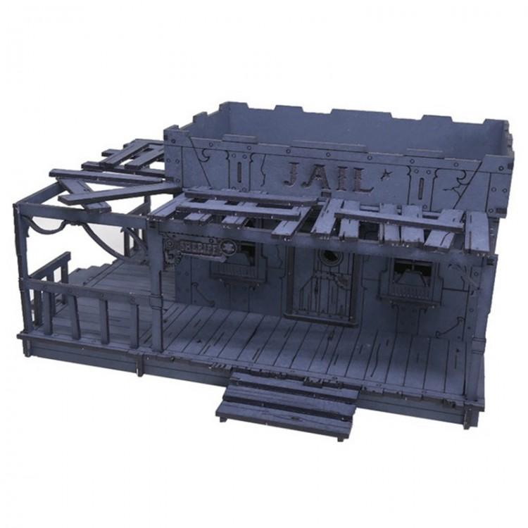WWX: Terrain: Red Oak Jail