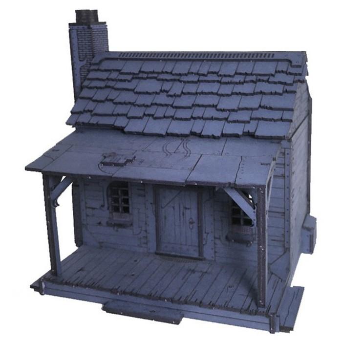 WWX: Terrain: Red Oak Residence