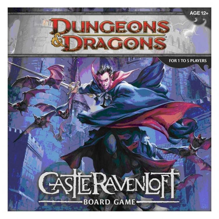 D&D: Castle Ravenloft Board Game