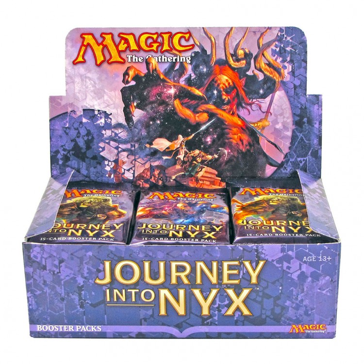 MtG: Journey into Nyx BD