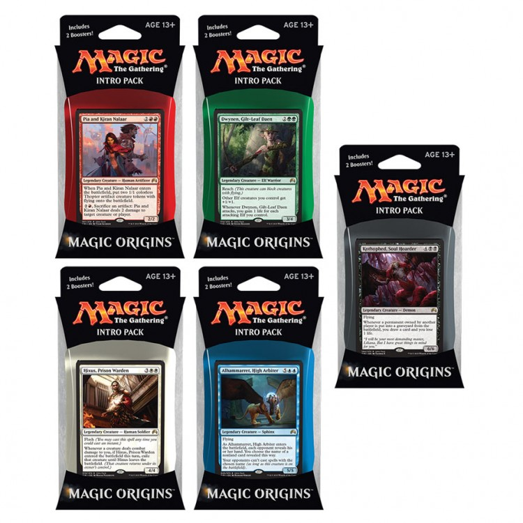 MtG: Origins Intro Pack Display