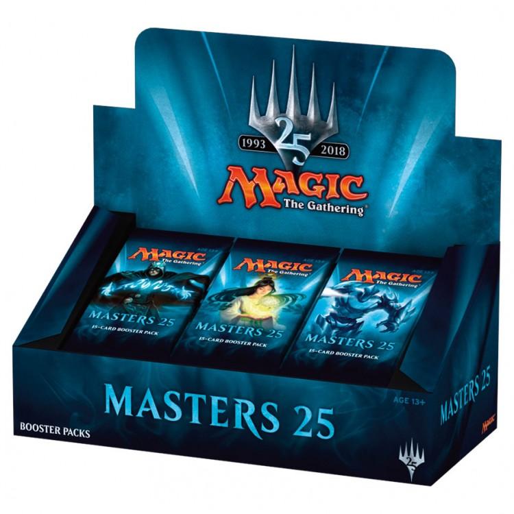 MtG: 25th Anniversary Masters BD