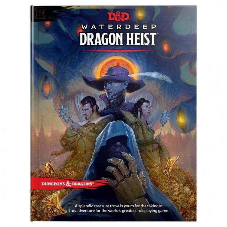 D&D 5E: Waterdeep Dragon Heist