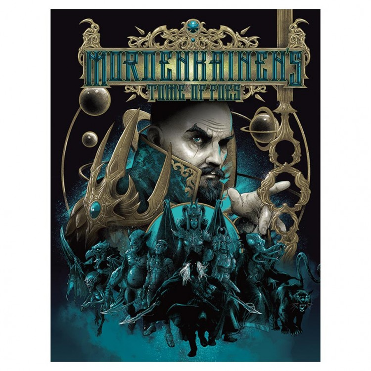 D&D 5th: Mordenkainen's Tome of Foes Alt