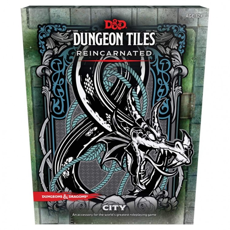 Dungeon Tiles Reincarnated: City