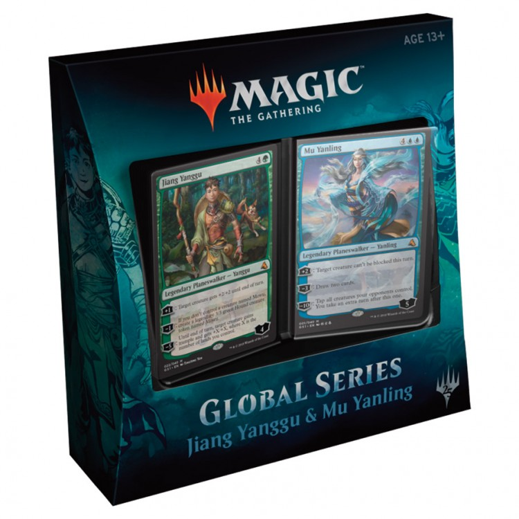 MtG: Global Series Deck