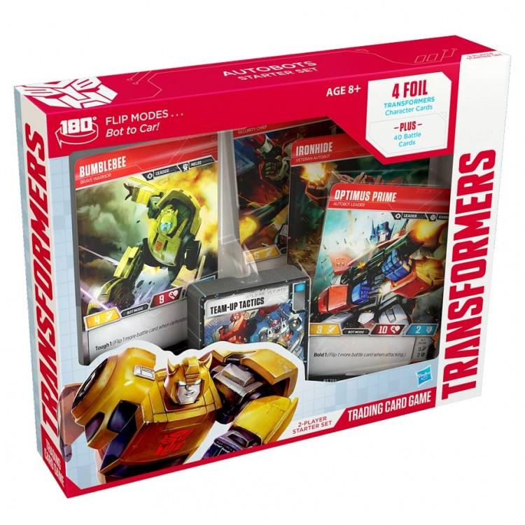 TRAN: TCG: Autobots SD