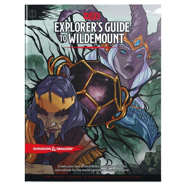 D&D 5th: Explorer's Guide to Wildemount