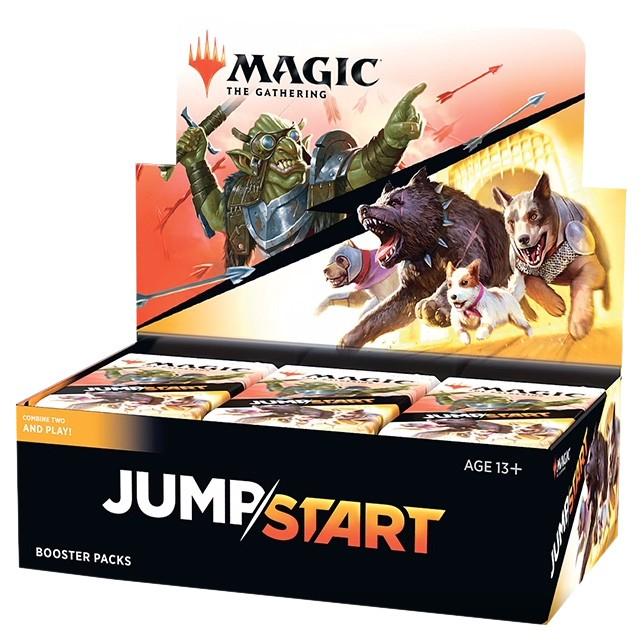 MtG: Jumpstart BD