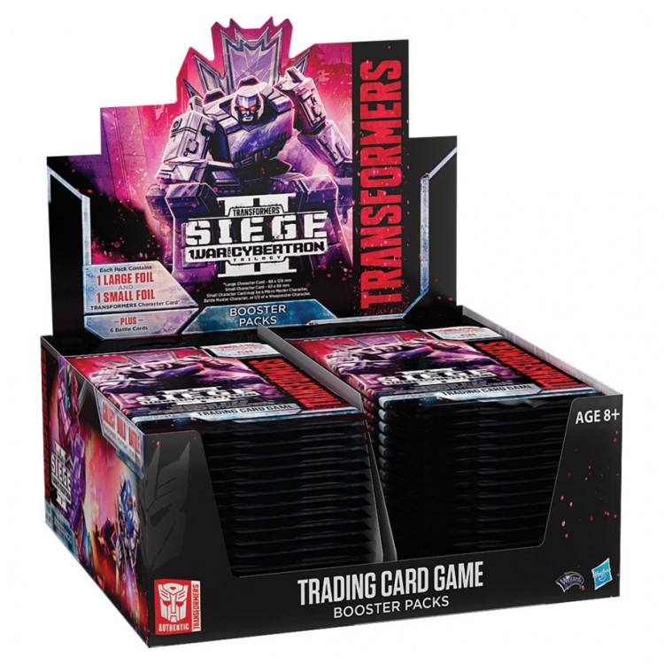 TRAN: TCG: War for Cybertron Siege II BD
