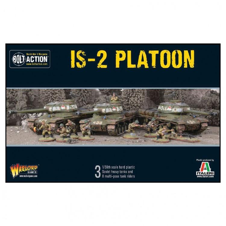 BA: IS2 Platoon