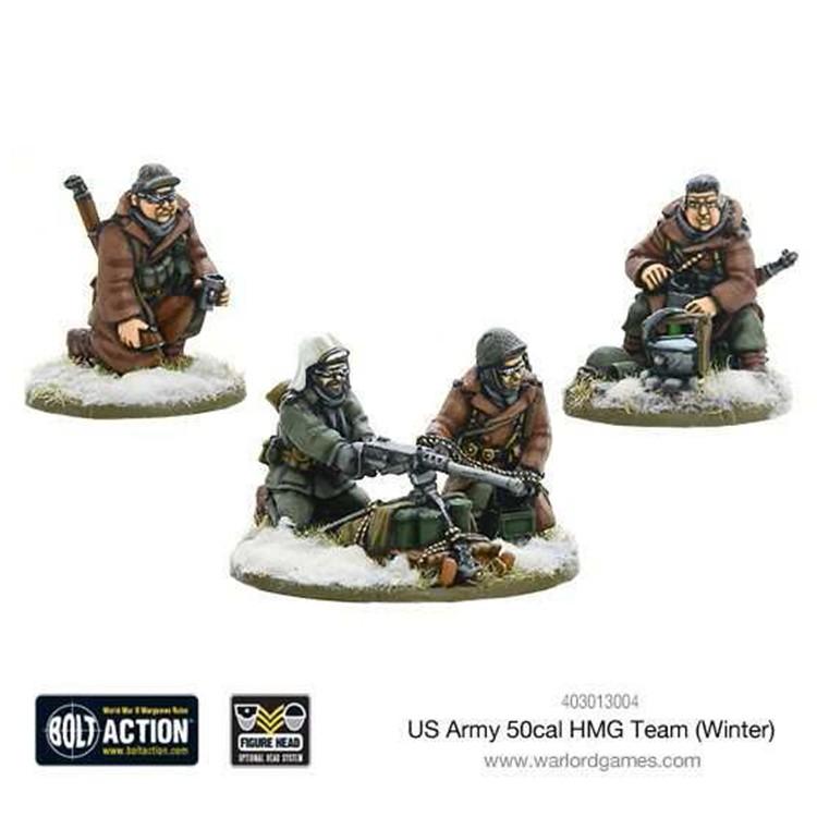 BA: US 50cal HMG Team (Winter)