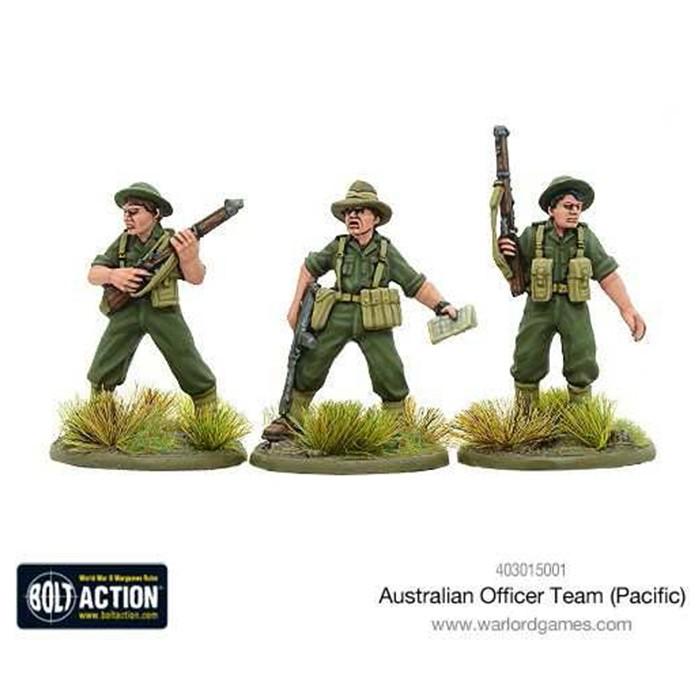 BA: Australian Officer Team