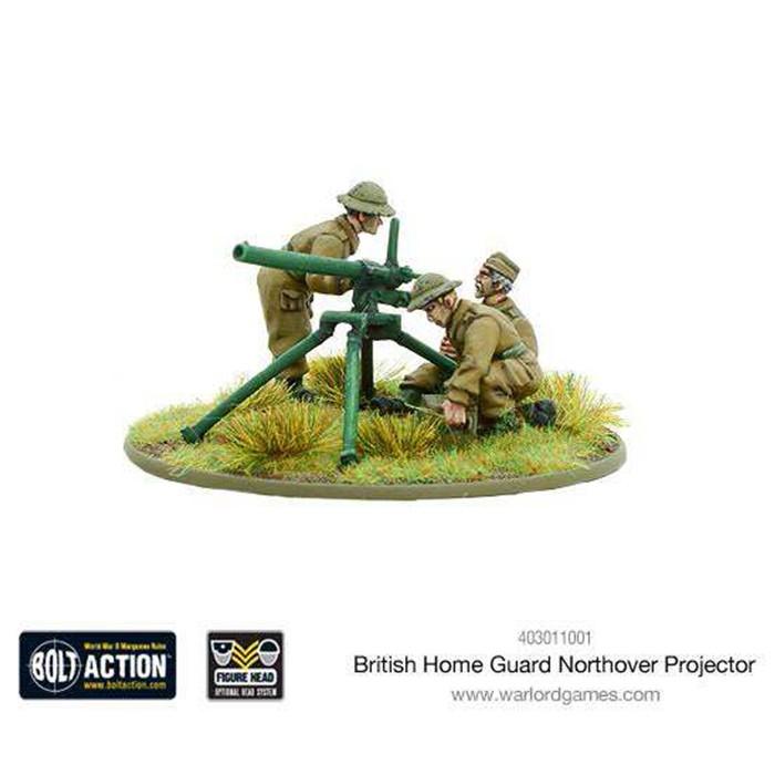 BA: British Northover Projector