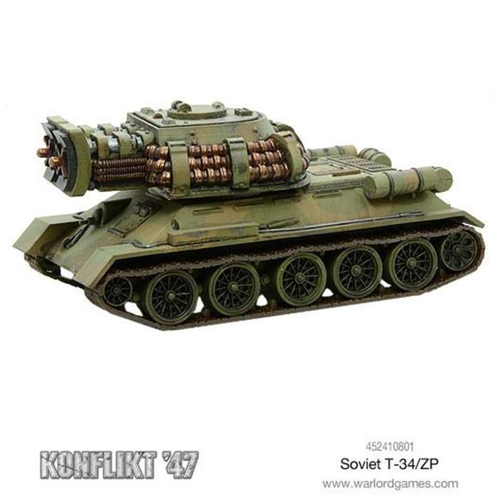 K47: Soviet T34/ZP