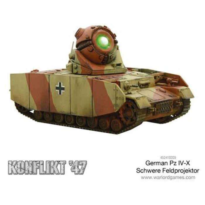 K47: German PZ IV-X