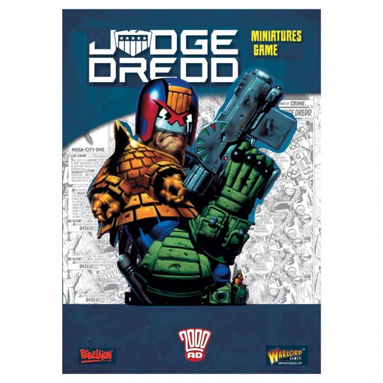 Judge Dredd: Rulebook