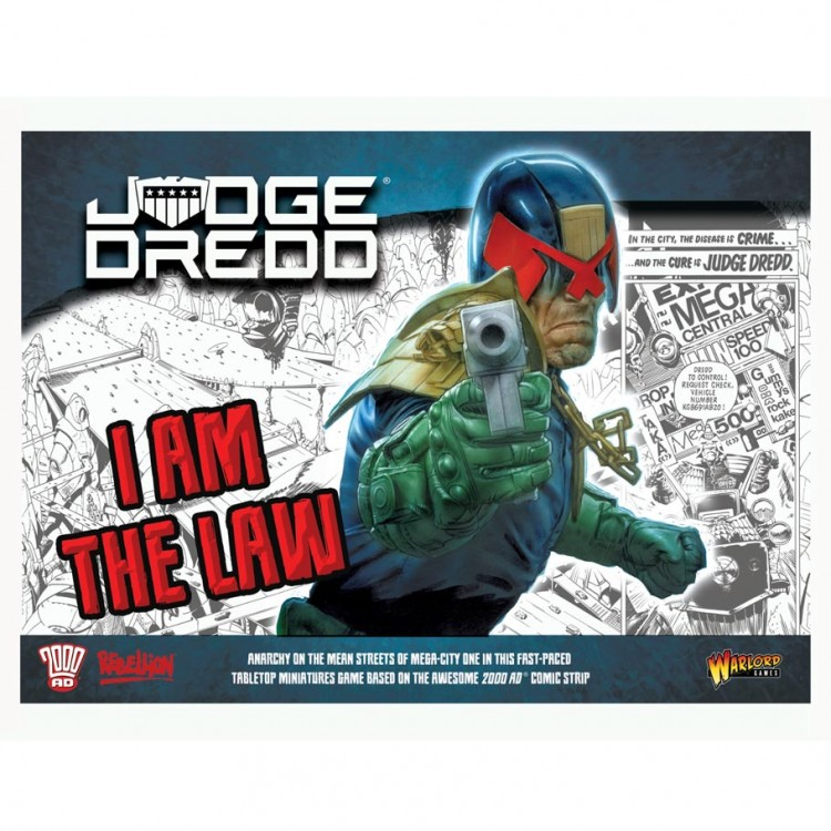 Judge Dredd: Starter Game