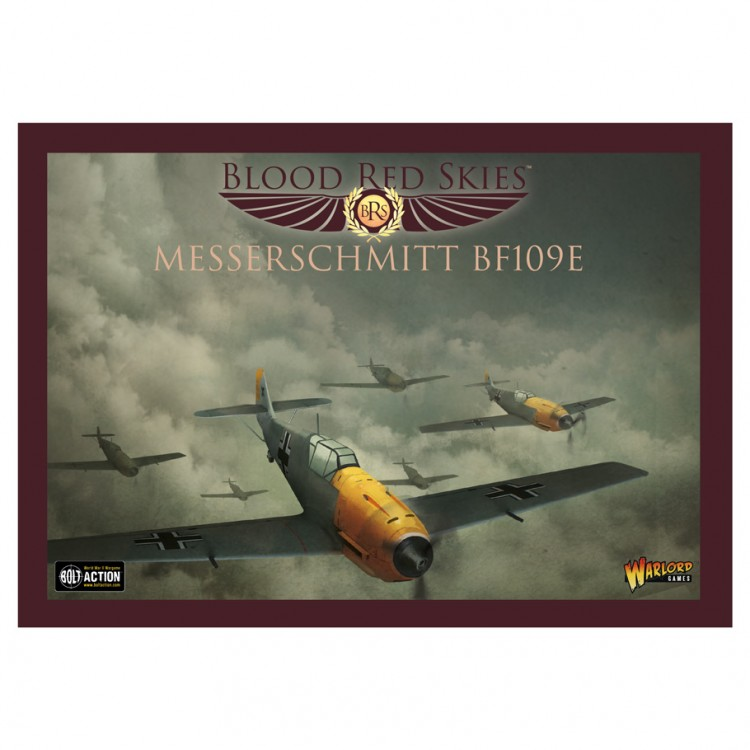 BRS: Ger. BF ME-109 Squadron (6)
