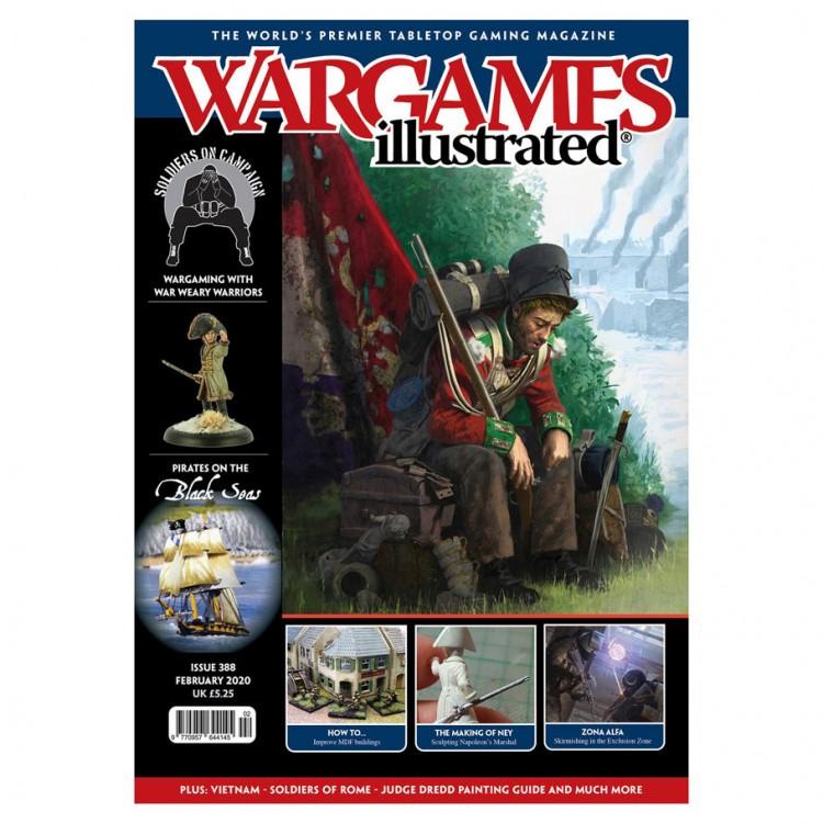 Wargames Illustrated #388