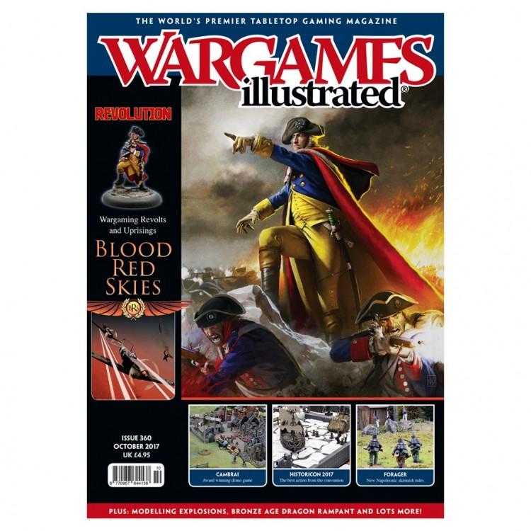 Wargames Illustrated #360