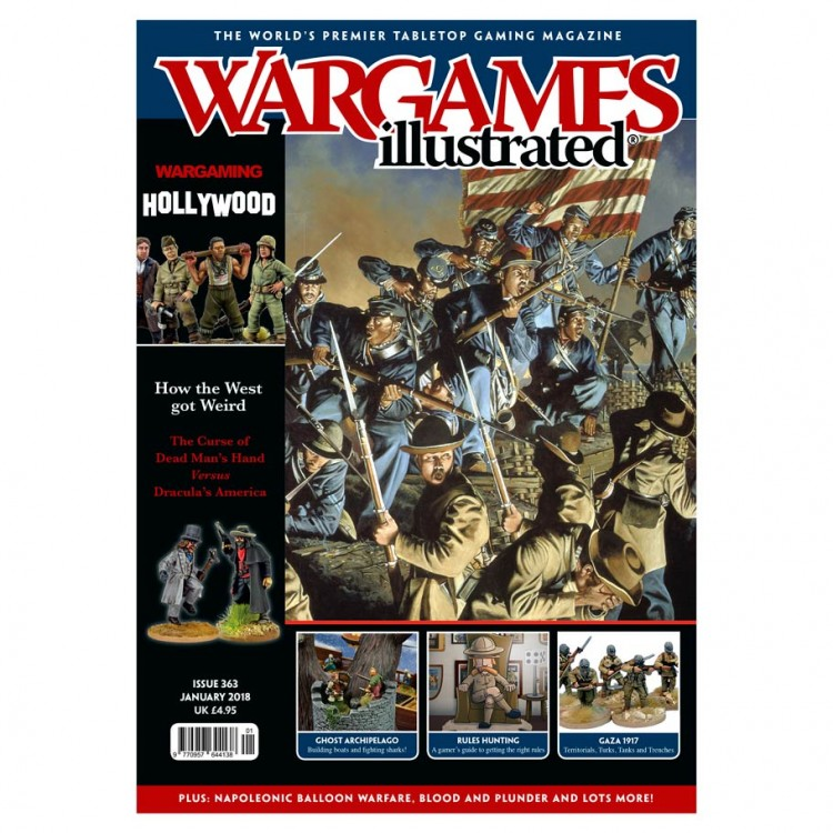 Wargames Illustrated #363
