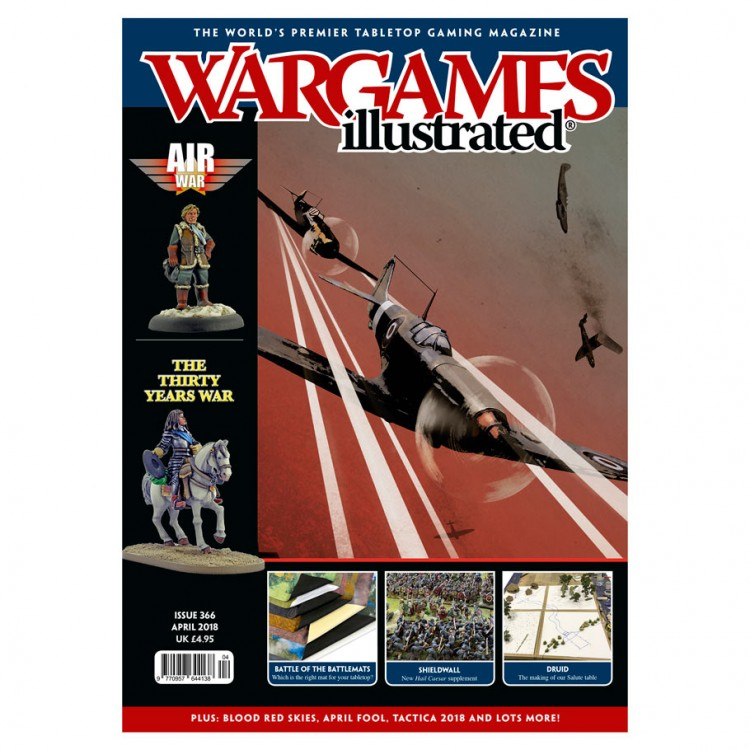 Wargames Illustrated #366