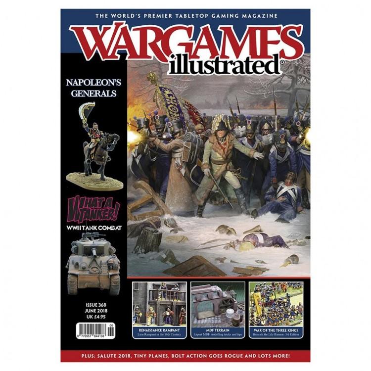 Wargames Illustrated #368