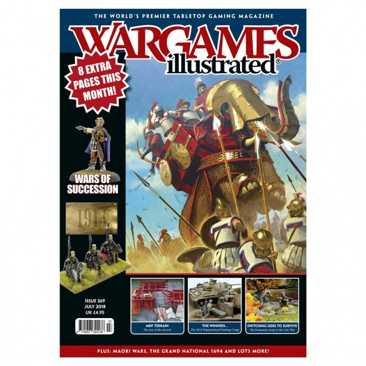 Wargames Illustrated #369