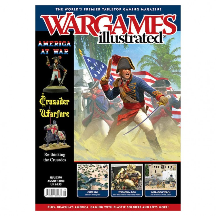 Wargames Illustrated #370