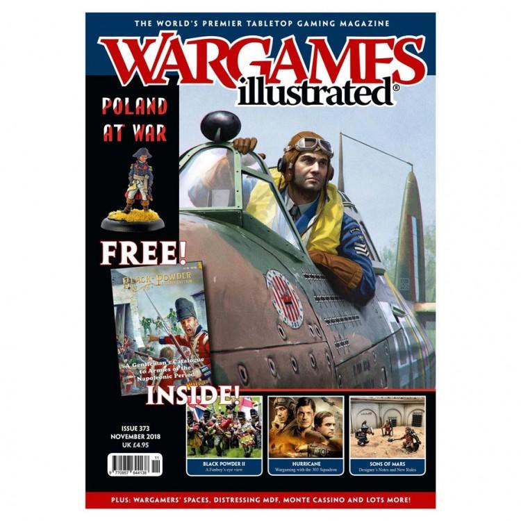 Wargames Illustrated #373