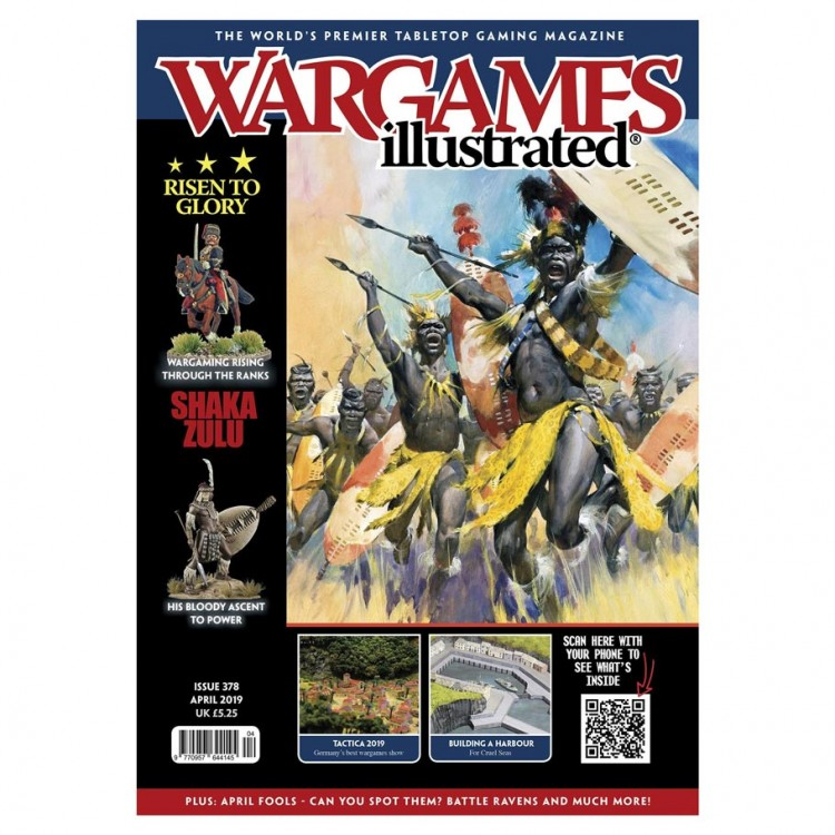 Wargames Illustrated #378