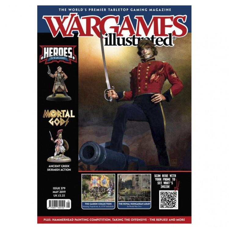Wargames Illustrated #379