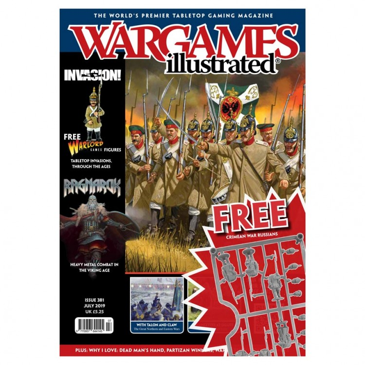 Wargames Illustrated #381