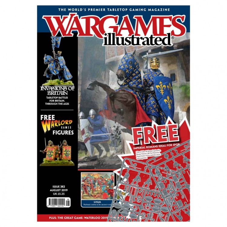 Wargames Illustrated #382