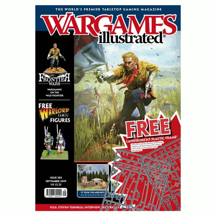 Wargames Illustrated #383