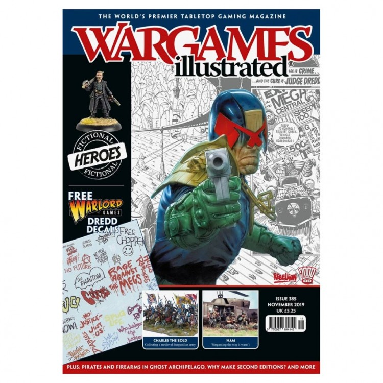 Wargames Illustrated #385