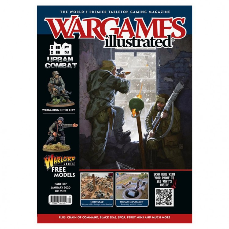 Wargames Illustrated #387