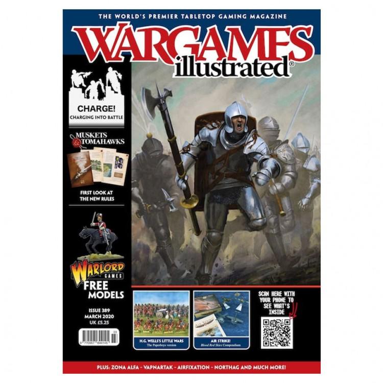 Wargames Illustrated #389
