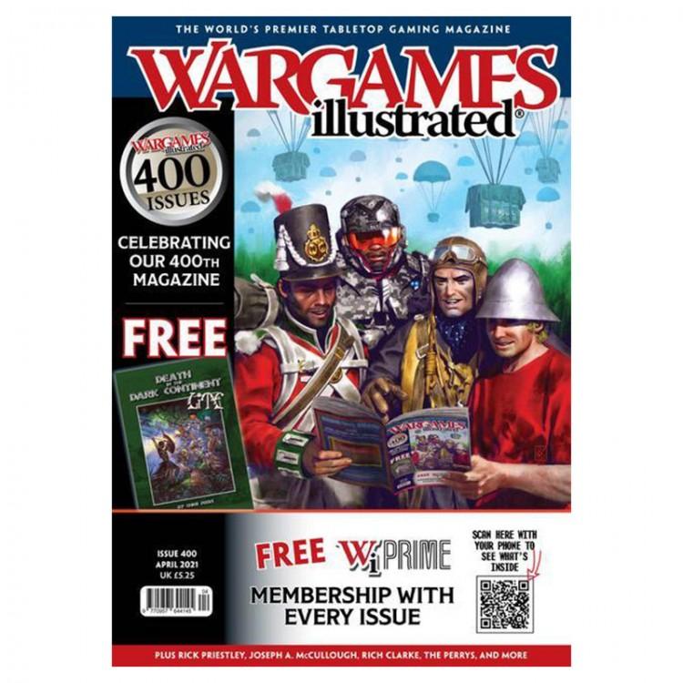 Wargames Illustrated #400