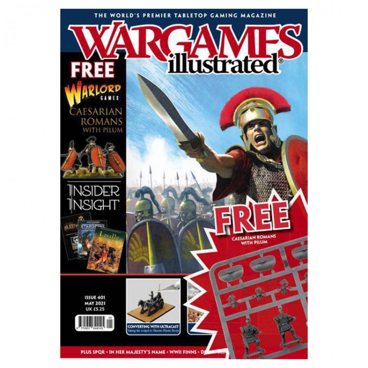 Wargames Illustrated #401