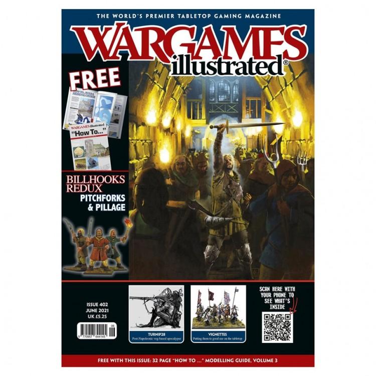 Wargames Illustrated #402